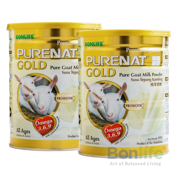 Purenat Gold 800g TWIN