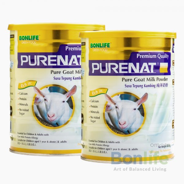 Purenat Premium 800g TWIN
