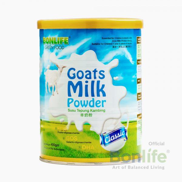 Goat Milk Classic 400g